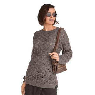 Anleitung 177/1, Pullover aus Seidana® von Junghans-Wolle