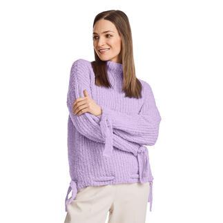 Anleitung 182/1, Pullover aus Arequipa von Junghans-Wolle