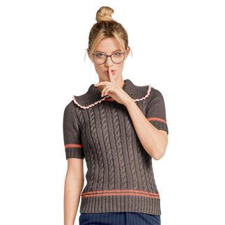 Anleitung 240/1, Pulli, 2-fädig aus Seidana® von Junghans-Wolle
