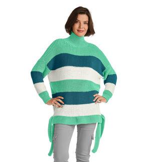 Anleitung 335/1, Pullover aus Nuovo Merino 120 von Junghans-Wolle