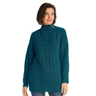 Anleitung 336/1, Pullover aus Nuovo Merino 180 von Junghans-Wolle