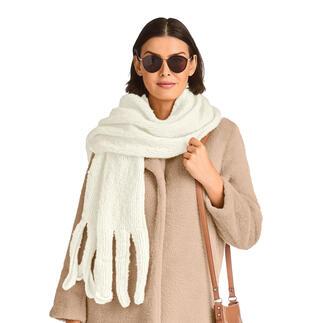 Anleitung 381/1, Schal aus Arequipa von Junghans-Wolle
