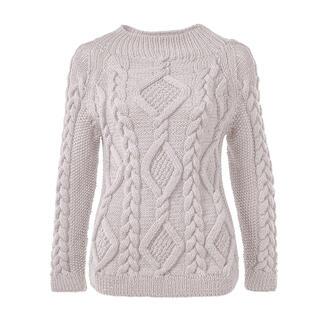 Anleitung 428/1, Pullover aus Merino-Classic von Junghans-Wolle