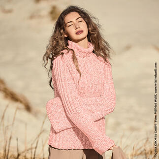 Anleitung 460/1, Pullover aus Cool Merino von Lana Grossa