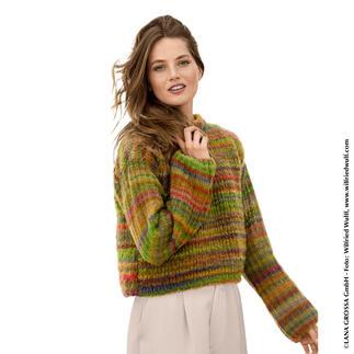 Anleitung 462/1, Pullover aus Twin 50 g und Twin 25 g von Lana Grossa