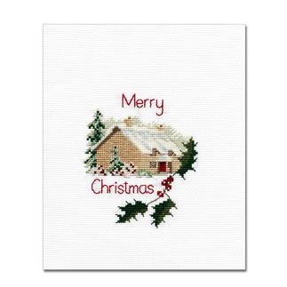 Weihnachts-Grusskarten