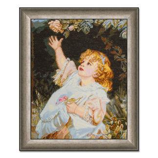 Gobelinbild - Out Of Reach nach Frederick Morgan Meisterwerke grosser Künstler als Gobelinbild.