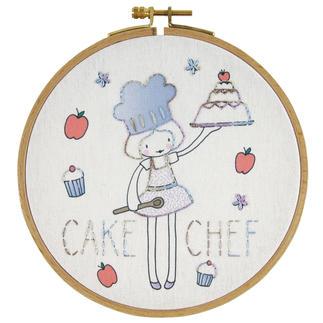 Stickbild Kids Craft - Cake Chef Kids Craft – coole Stickbilder für Kinder ab 8 Jahren.