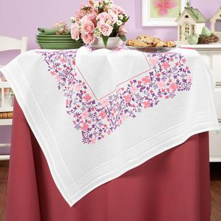 Tischwäsche - Blütenmeer
