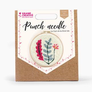 Punch-Needle-Kit - Pflanzen