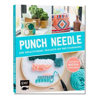 Buch - Punch Needle - Der Kreativtrend