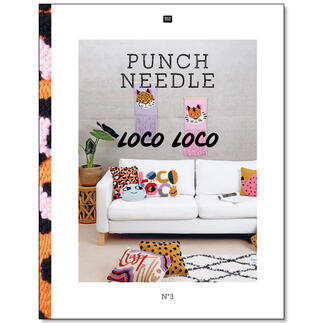 Heft - Punch Needle Loco Loco