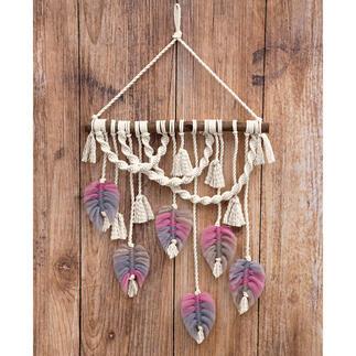 Wandbehang - Leaves