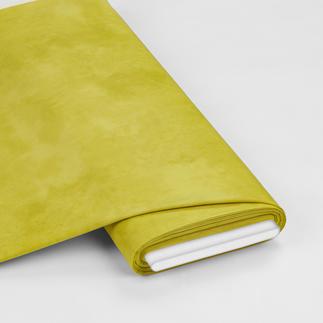 Meterware - Shadow, Gelbgrün Indian Summer – die Farben des Spätsommers