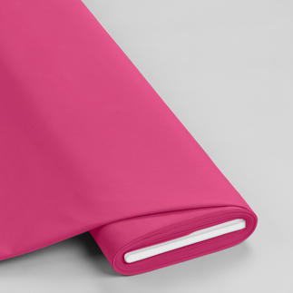 Meterware - Basic-Stoffe, Pink Basic-Stoffe aus Baumwolle