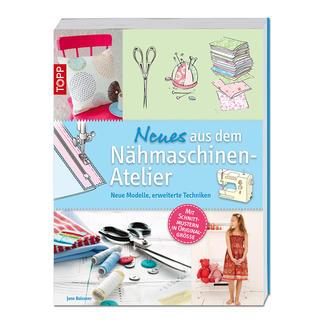Buch - Neues aus dem Nähmaschinen-Atelier
