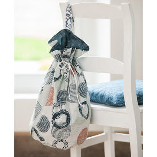 Näh-Idee - Rucksack Mint Rucksack: Näh-Idee aus dem Buch - Das ultimative Taschen-Nähbuch