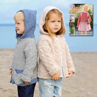 Jungen- und Mädchen-Jacke aus Sabrina SK 040