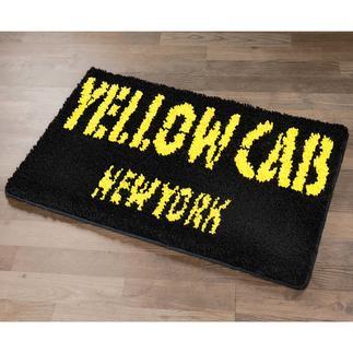 Fussmatte - Yellow Cab