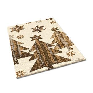 Teppich - Kiruna Teppich mit nordischen Motiven
