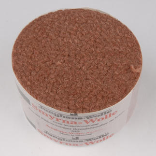 Smyrna-Knüpfpack, 50 g, Kakao Für Ihre eigenen Entwürfe: hochwertige Junghans-Garne zum Knüpfen Für Ihre eigenen Entwürfe: hochwertige Junghans-Garne zum Knüpfen
