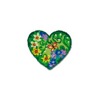 Herz-Kissen - Jahreszeiten