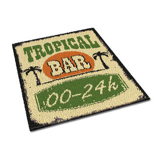 Teppich - Tropical Bar