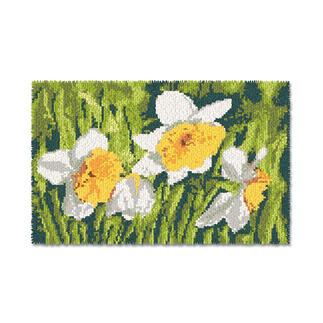 Wandbehang - Narzissenwiese Wandbehänge mit Frühlingsmotiven.