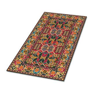 Kreuzstichteppich - Bazar Stickteppiche - die robusten Prachtstücke