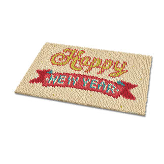 Fussmatte - Happy New Year
