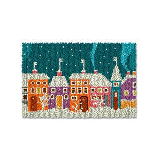 Wandbehang - Winter Weihnachtliche Wandbehänge