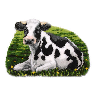 Formteppich - Kuh