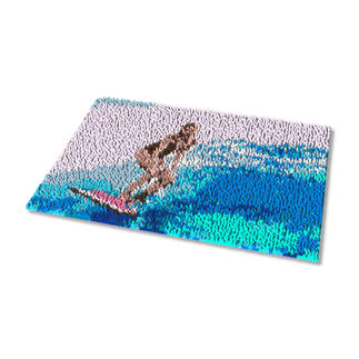 Fussmatte - Wellenreiten