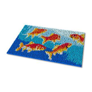 Fussmatte - Goldfische