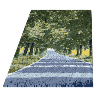 Teppich - Fahrt ins Blaue