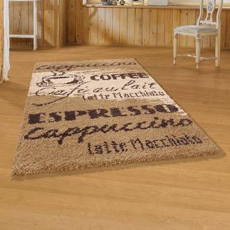 Teppich - Espresso