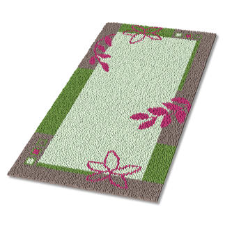 Teppich - Tobago grün