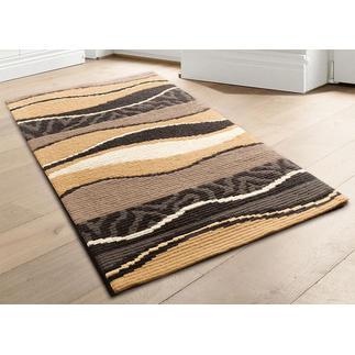Longstichteppich - Batida, Natur Stickteppiche - die robusten Prachtstücke