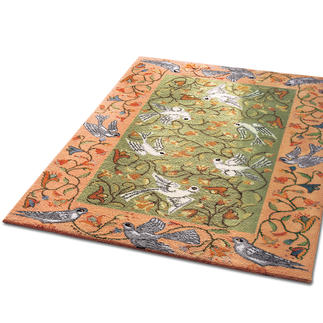 Teppich - Taubenreigen