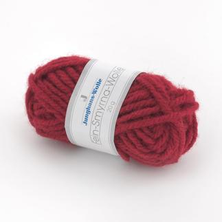 Feinsmyrna-Strangwolle, 20 g  Hochwertige Junghans-Garne zum Häkeln und Sticken.