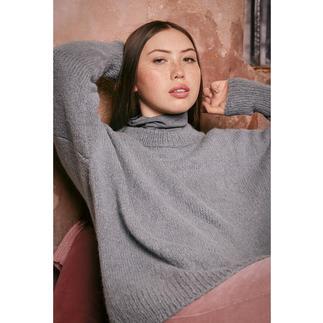 Anleitung 020 Smoky Quartz, Pullover aus Water von WOOLADDICTS by Lang Yarns