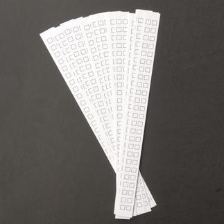 Ergänzungs-Set 25 Codekarten Zubehörartikel