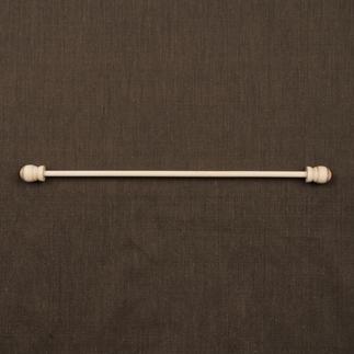 Zierstange aus Holz, 32 cm lang Zierstange aus Holz
