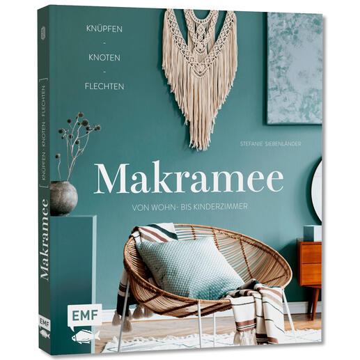 Buch - Makramee - Knüpfen, knoten, flechten