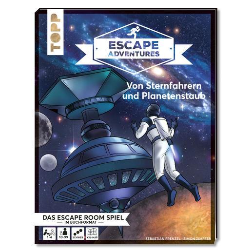 Escape Adventures – Von Sternfahrern und Planetenstaub
