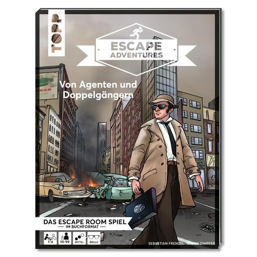 Escape Adventures – Von Agenten und Doppelgängern