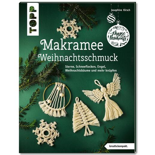 Buch - Makramee-Weihnachtsschmuck