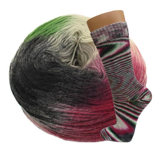 Fliegende Untertasse von Schoppel-Wolle
