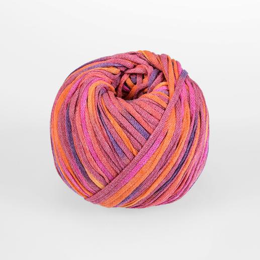 Bandana Druck No. 2 von Junghans-Wolle, Orient