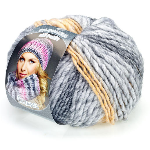 Olympia Grey von Lana Grossa